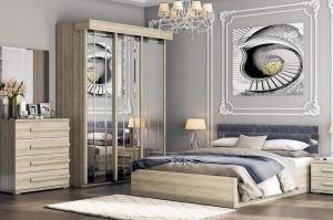 Спальня Леонардо 6 - Мебельная фабрика «САНТАН»