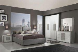Спальня современная Лиа - Мебельная фабрика «Меридиан»