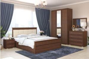 Спальня Ливорно Орех Донской - Мебельная фабрика «ТЭКС»