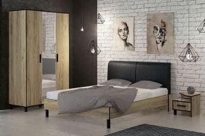 Спальня Лофт - Мебельная фабрика «Ивару»