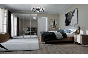Спальня Лотос - Мебельная фабрика «САНТАН»