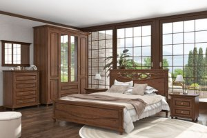 Спальня Мальта - Мебельная фабрика «Rila»