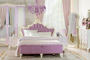 Спальня Маркиза - Мебельная фабрика «Любимый дом (Алмаз)»