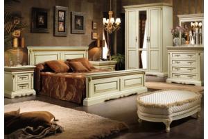 СПАЛЬНЯ МАРСЕЛЛА 4 - Мебельная фабрика «Эксклюзив-Пинск»