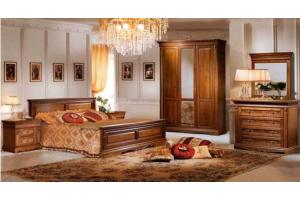 СПАЛЬНЯ МАРСЕЛЛА 5 - Мебельная фабрика «Эксклюзив-Пинск»