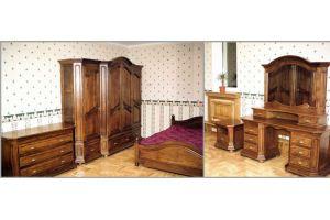 СПАЛЬНЯ МАРСЕЛЛА СП 5 - Мебельная фабрика «Эксклюзив-Пинск»