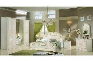 Спальня Мартина бежевая - Мебельная фабрика «Манго»