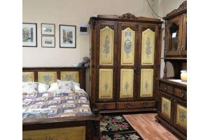 Спальня массив натурального дерева - Мебельная фабрика «Грин Лайн»