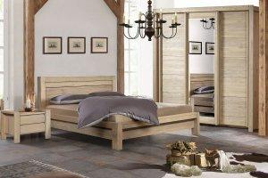 Спальня массив сосны Габи - Мебельная фабрика «Пинскдрев»