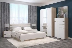 Спальня матовая Анталия - Мебельная фабрика «Горизонт»