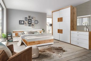 Спальня МДФ Гелиос - Мебельная фабрика «Пинскдрев»