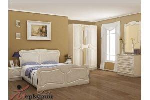 Спальня МДФ Хельга - Мебельная фабрика «Меркурий»