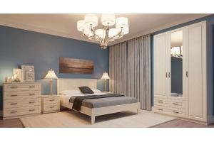 Спальня МДФ Кантри - Мебельная фабрика «Bravo Мебель»