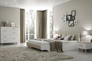 Спальня МДФ Ларго - Мебельная фабрика «Интеди»