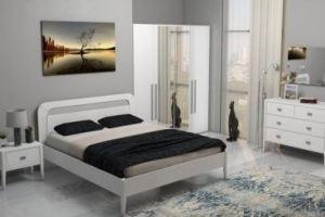 Спальня МДФ Лорена - Мебельная фабрика «Вилейская мебельная фабрика»