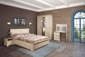Спальня МДФ Марсель - Мебельная фабрика «Яна»