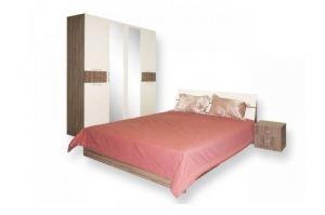 Спальня МДФ Муза - Мебельная фабрика «Балтика мебель»