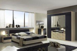 Спальня МДФ Романтика 6 - Мебельная фабрика «IRIS»