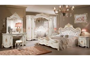 Спальня Мелани 6 Д 1 8 - Мебельная фабрика «Слониммебель»