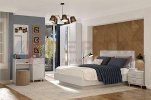 Спальня Мелисса 2021-3 - Мебельная фабрика «Лером»