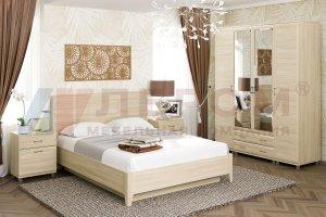 Спальня Мелисса 2021-5 - Мебельная фабрика «Лером»