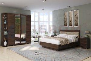 Спальня Мелисса 2021-6 - Мебельная фабрика «Лером»