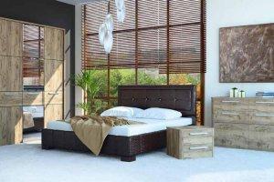 Спальня МК 52-2 - Мебельная фабрика «Корвет»
