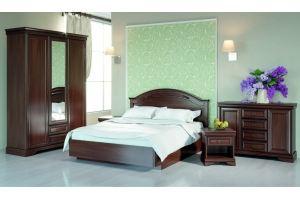 Спальня МК 60 саванна - Мебельная фабрика «Корвет»