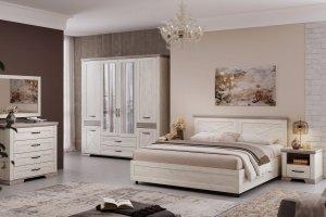 Спальня модульная Амели - Мебельная фабрика «Стайлинг»