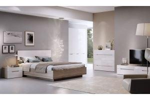 Спальня модульная Эссен - Мебельная фабрика «Стайлинг»