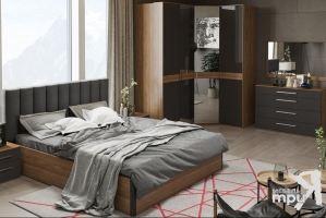 Спальня модульная Харрис - Мебельная фабрика «ТриЯ»