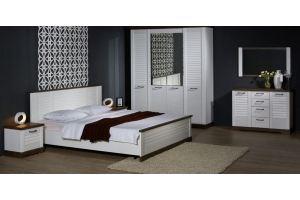 Спальня модульная Кантри - Мебельная фабрика «СБК-мебель»