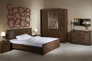 Спальня модульная Кантри - Мебельная фабрика «SbkHome»
