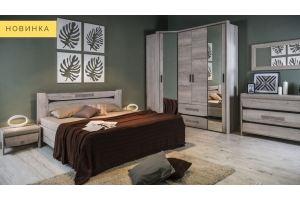 Спальня модульная Мале - Мебельная фабрика «СБК-мебель»