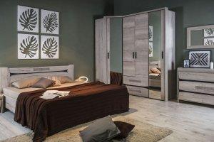 Спальня модульная Мале - Мебельная фабрика «SbkHome»