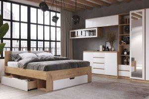 Спальня модульная Марли - Мебельная фабрика «ДСВ-Мебель»