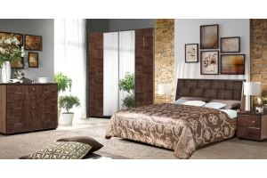 Спальня Монтана  КМК 0675 - Мебельная фабрика «Калинковичский мебельный комбинат»
