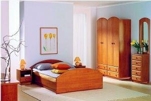Спальный гарнитур  Наоми - Мебельная фабрика «ЛиО»