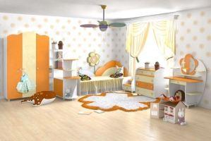 Спальня Настенька - Мебельная фабрика «Премиум»