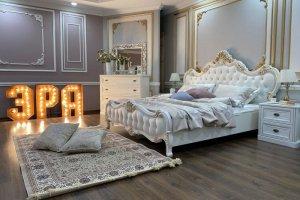 Спальня Натали белый глянец - Мебельная фабрика «ЭРА»