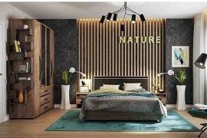 Спальня Nature - Мебельная фабрика «Глазовская мебельная фабрика»