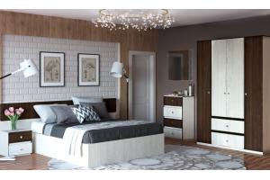 Спальня Николь  КМК 0683 - Мебельная фабрика «Калинковичский мебельный комбинат»