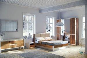 Спальня NOCCE слоновая кость - Мебельная фабрика «Parra»