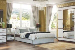 Спальня Ольга-13 - Мебельная фабрика «Мечта»