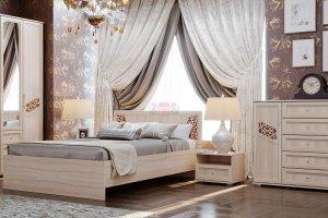 Спальня Ольга-14 - Мебельная фабрика «Мечта»