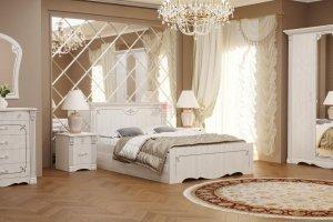 Спальня Ольга 1н - Мебельная фабрика «Мечта»