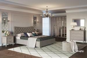 Спальня Онтарио 2 - Мебельная фабрика «Ангстрем»
