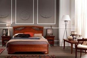 Спальня PALAZZO DUCALE CILIEGIO - Мебельная фабрика «ЕВРОПЛАК»