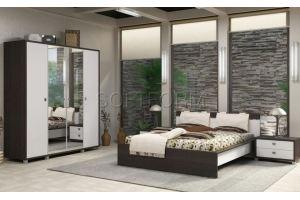Спальня Палермо - Мебельная фабрика «СОФТФОРМ»