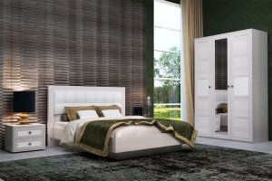 Спальня Парма Нео 2 - Мебельная фабрика «Кураж»